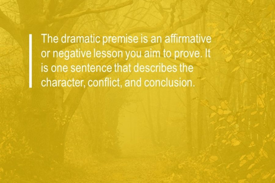 Defining a Dramatic Premise